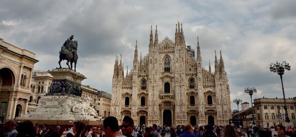 1 - Milan - La Cathédrale