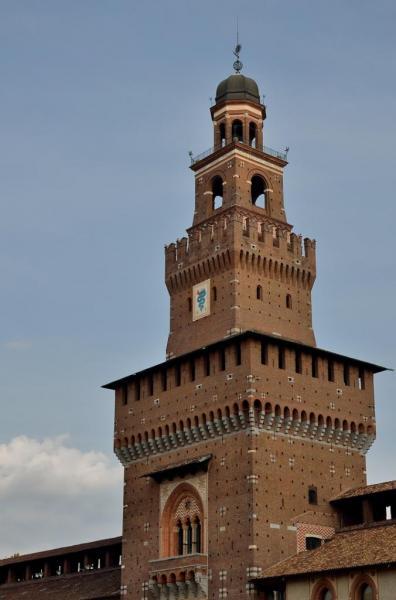 12 - Milan - Château des Sforza