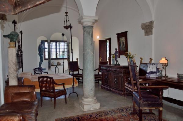 126 - Anacapri - La Villa San Michele - Fin XIXème siècle
