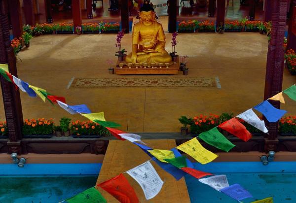 16 - Expo. universelle - Le Népal
