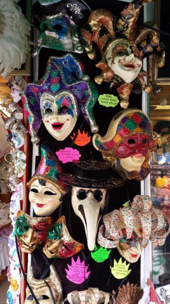 1. Carnaval de Venise 2014