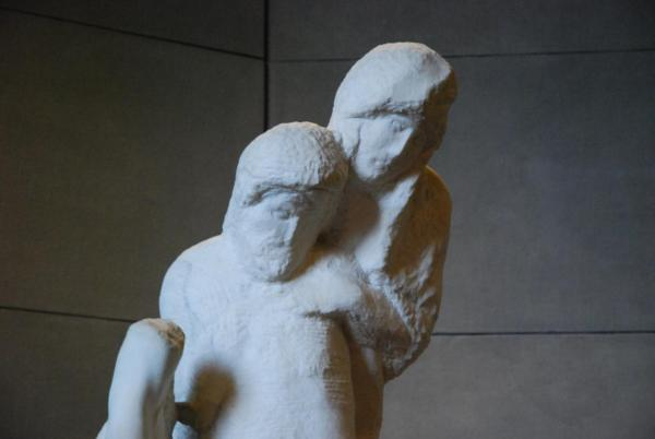 18 Pietà Rondanini Michel Ange