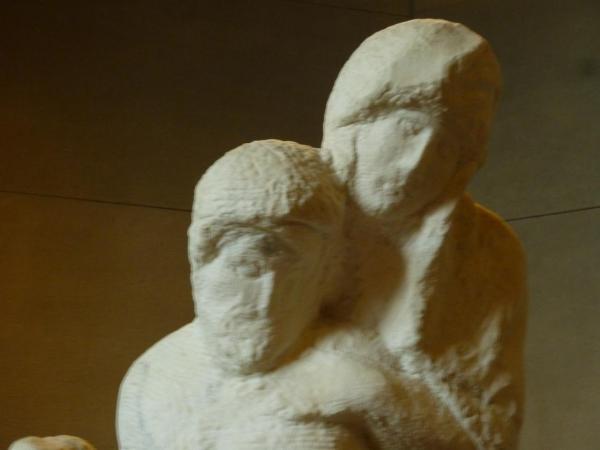 19 Pietà Rondanini Michel Ange