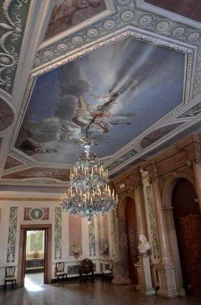 21 - Le palais Querini Stampalia - La salle d'apparat