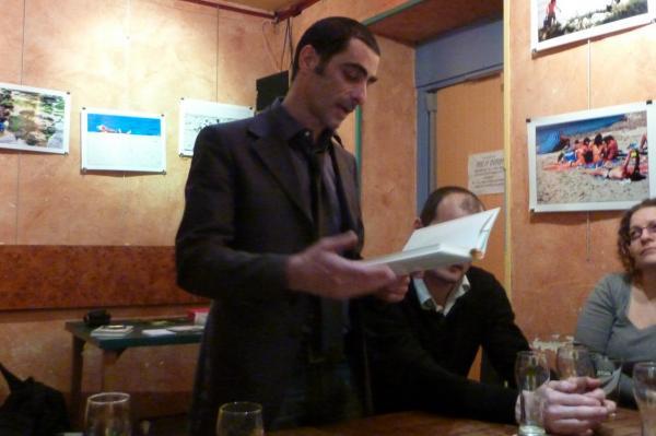 Rencontre avec les écrivains Patricia Dao et Sandro Bonvissuto