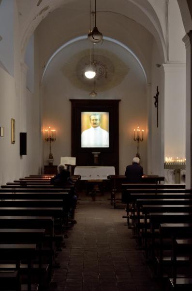 38 - DSC_6750.a.b - Eglise Gesù Nuovo - Chapelle Giuseppe Moscati