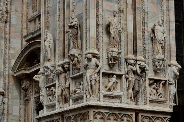 4 - Milan - La Cathédrale