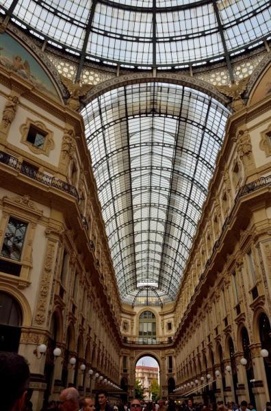 5 - Milan - Galerie Victor-Emmanuel II