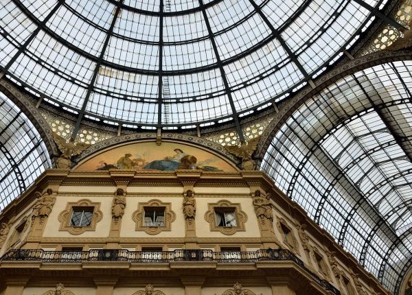 6 - Milan - Galerie Victor-Emmanuel II