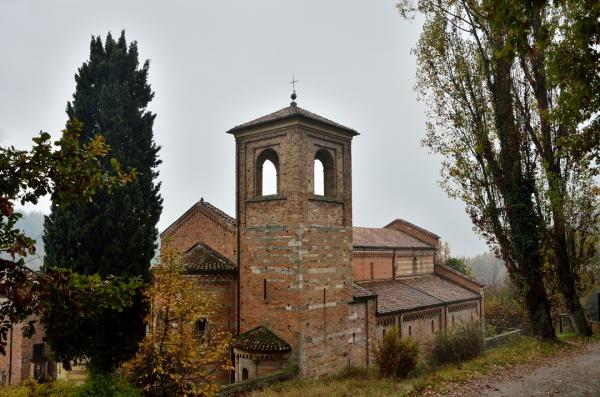 DSC_3122.a - Albugnano - Abbaye Santa Maria di Vezzolano - XII - XIII - XIV ème siècle