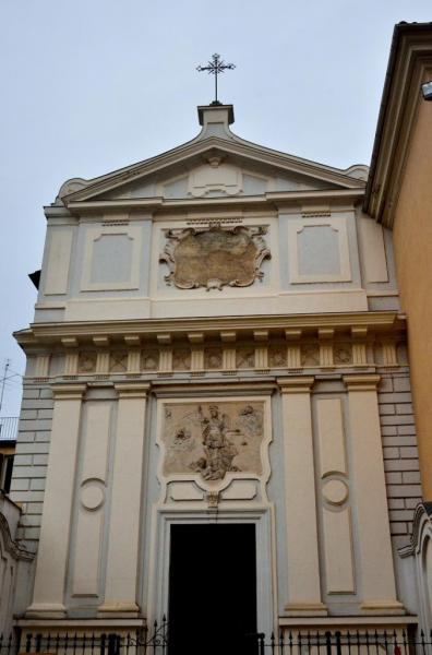 DSC_3303.a - Asti - Place San Martino - Eglise San Michele - Milieu XVIII ème siècle