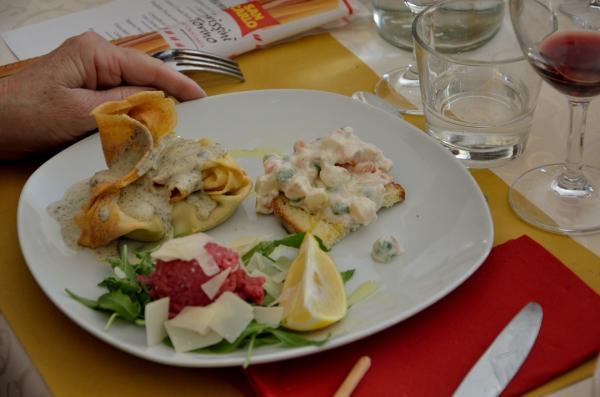 DSC_3381.a - Asti - Osteria del Palio - Buon appetito!