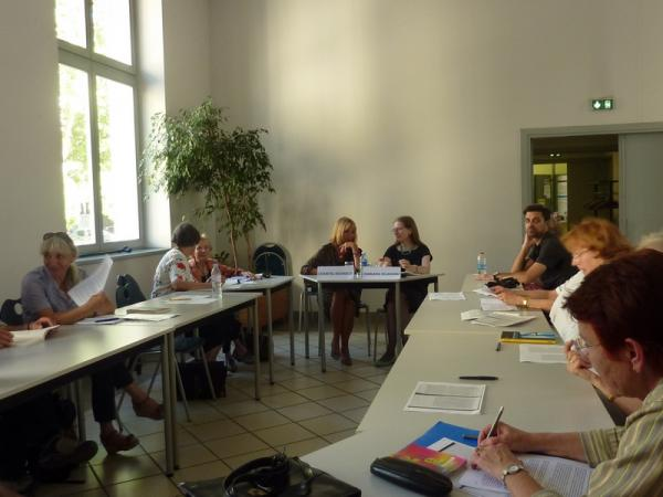 L'atelier de traduction Premier roman 2012