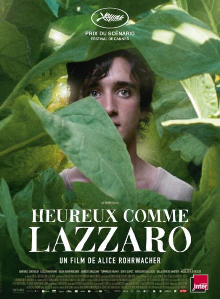 Affiche heureux comme lazzaro web hd 526x712