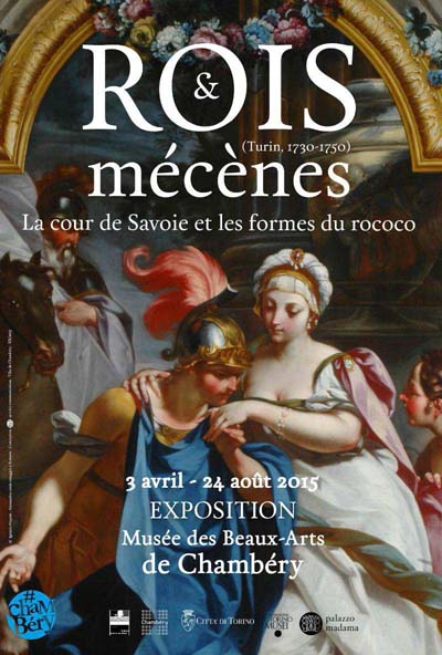 Expo rois et mecenes a chambery