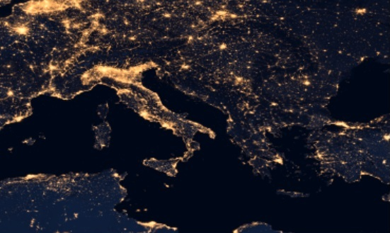 Italia by night1